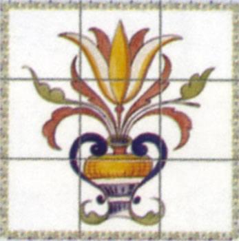 Wm34872 - Cuadro ceramico