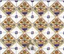 Wm34878 - Quadro in ceramica