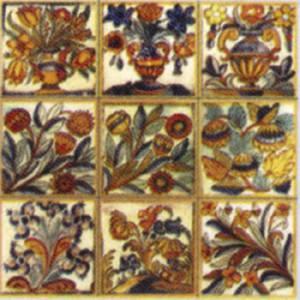 Wm34887 - Cuadro ceramico