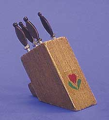 Tc0662 - Ceppo per coltelli