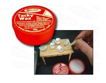 Dr27629 - Tacky Wax