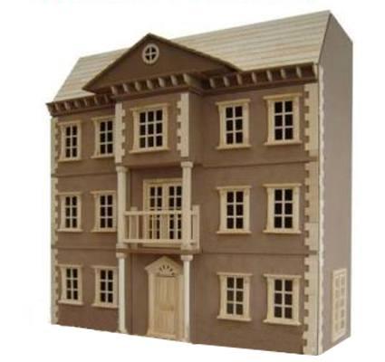 Dh032 - Casa Mayfair sin pintar