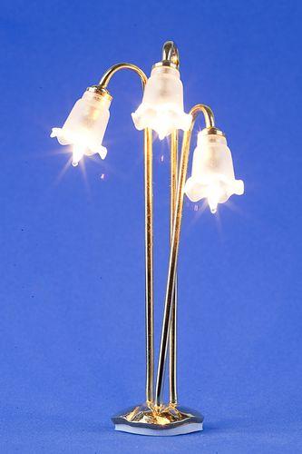 Sl3006 - Lámpara triple de pie