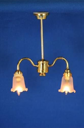 Sl3130 - Lámpara dos brazos