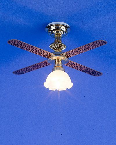 Sl3145 - Lampada con ventilatore
