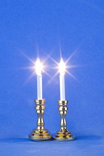 Sl3148 - Dos candelabros