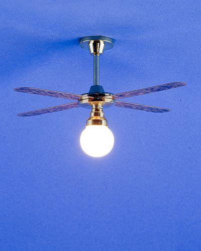 Case Delle Bambole - Sl3150 - Ventilatore con lampada a palloncino