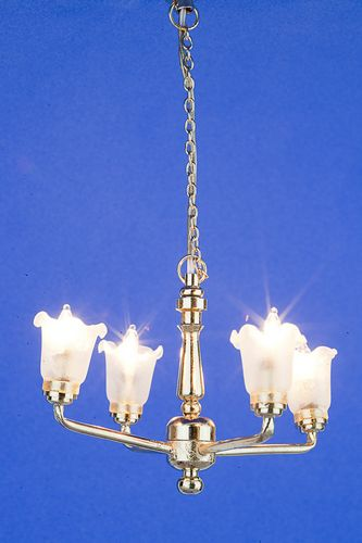 Sl3250 - Lampada da soffitto 4 paralumi n50