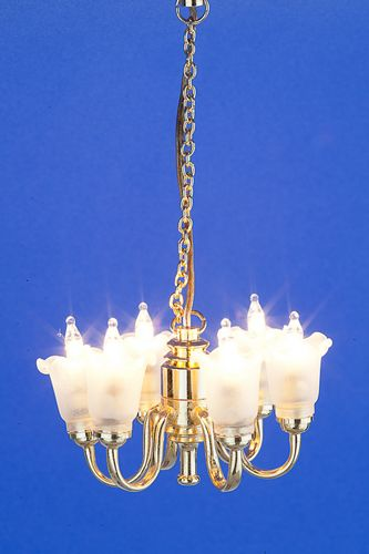 Sl3257 - Ceiling lamp with 6 lights