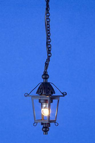 Sl3284 - Lampada da soffitto nera