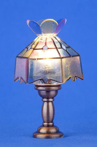 Sl3288 - Lámpara tiffany