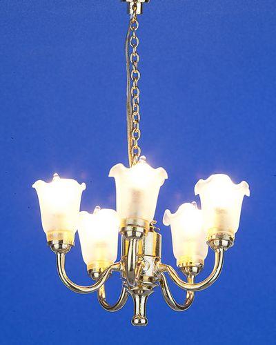Sl3304 - Lámpara 5 brazos