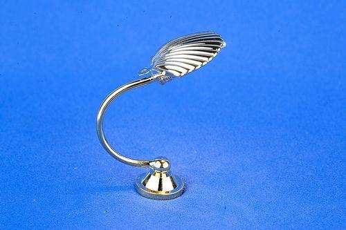 Lp0064 - Lampe mit muschelförmigem Schirm