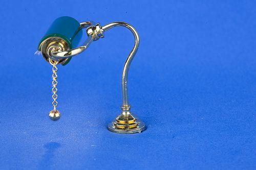 Lp0077 - Green desk lamp