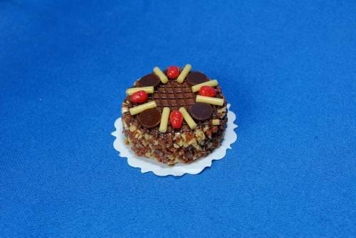 Sm0005 - Tarta de chocolate y almendras
