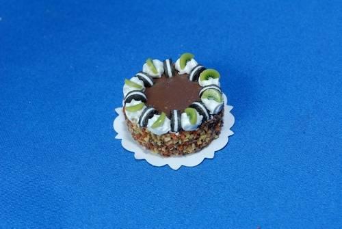 Sm0029 - Tarta de chocolate con kiwi