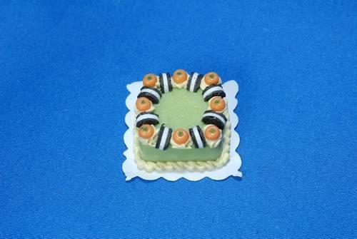 Sm0030 - Tarta cuadrada de kiwi