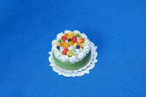 Sm0033 - Tarta con frutas