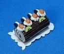 Sm0057- Brazo de gitano de chocolate