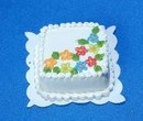 Sm0136 - Gâteau à la crème carré