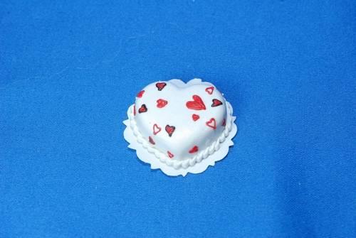 Sm0302 - Tarta nata corazones