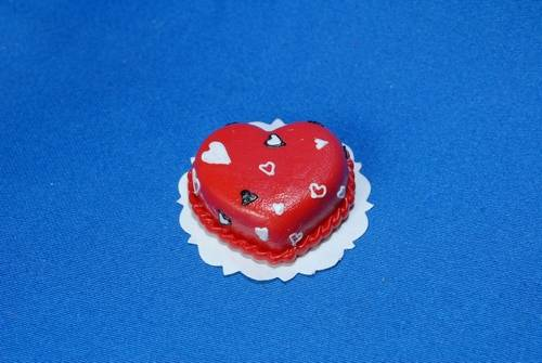 Sm0305 - Cake Red Heart