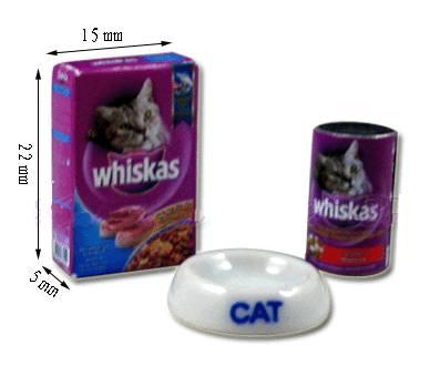 Tc0810 - Comida de gatos