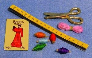 Tc0867 - Accesorios de costura