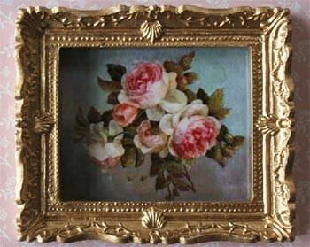 Tc0877 - Picture with a Roses