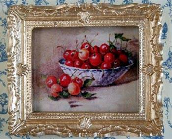 Tc0878 - Picture with cherries