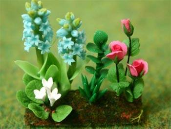 Tc0889 - Planta con flores