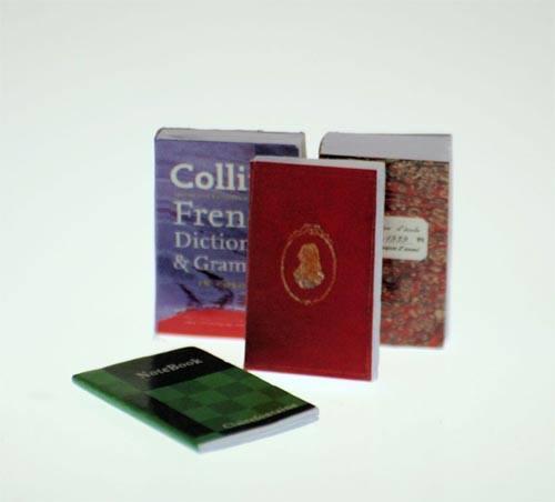 Tc0930 - Cuatro libros