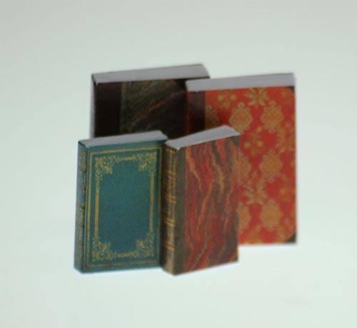 Tc0933 - Cuatro libros