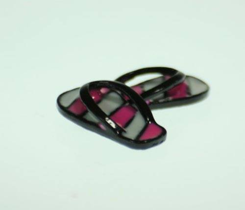 Tc0939 - Chanclas rosas