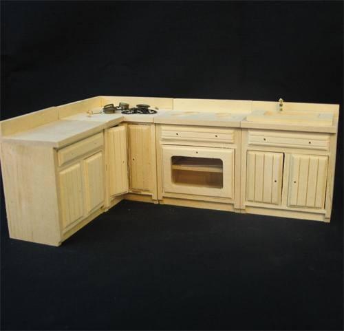 Otros muebles sin pintar en miniatura tienda de casitas - Muebles sin pintar online ...
