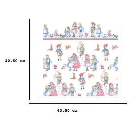 Jh51 - Papel infantil