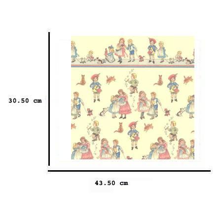 Jh52 - Papier enfantin