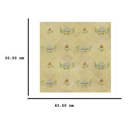 Jh87 - Papier Colonial