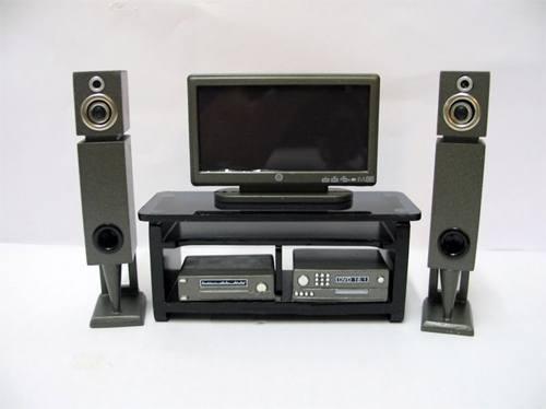 Ou36148 - Conjunto tv