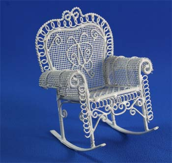 Mb0342 - Rocking Chair