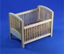 Mb0362 - Unpainted crib