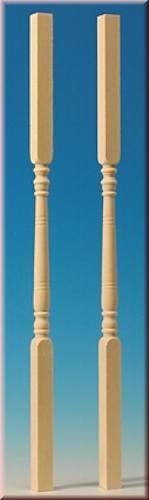 Colonne di legno - Mm70300 - Case Delle Bambole
