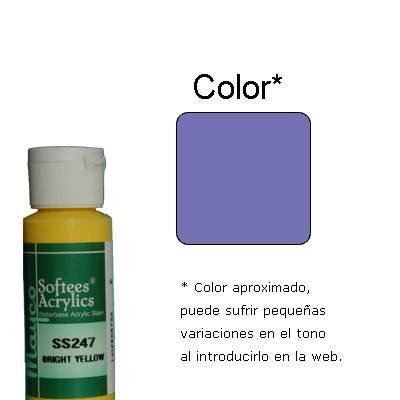 Pt0005 - Acrylfarbe blaubeerfarben