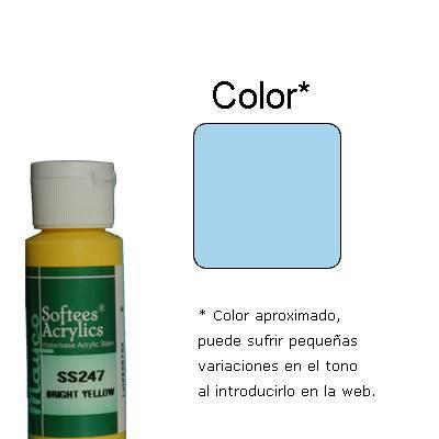 Pt0014 - Pintura acrílica azul tímido