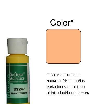 Pt0020 - Acrylfarbe ingwerfarben
