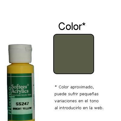 Pt0021 - Peinture acrylique vert foncé