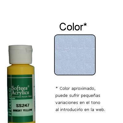 Pt0024 - Acrylfarbe glänzendes Silber