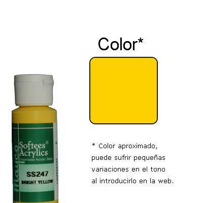 Pt0035 - Pintura acrílica amarillo sol