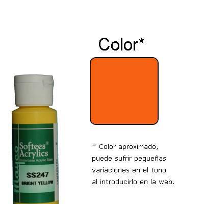 Pt0055A - Pintura acrilica naranja