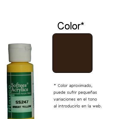 Pt0061 - Pittura acrilica marrone scuro